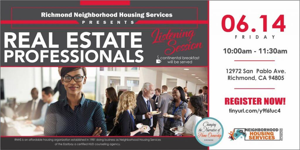 Real Estate Professionals Listening Session