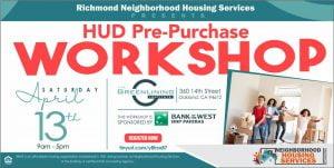 pre-purchase workshop