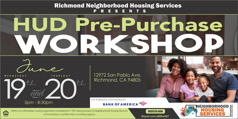 HUD Pre-Purchase Workshop