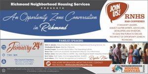 Jan. 24th Richmond Neighborhood Housing Services