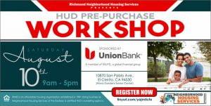 HUD Pre-Purchase Workshop