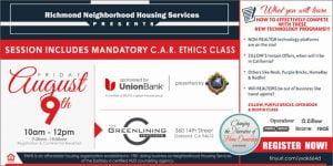 8.9 Richmond Neighborhood Housing Services