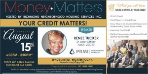 Your Credit Matters event