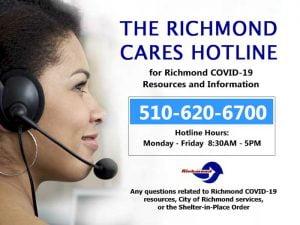 The Richmond Cares Hotline